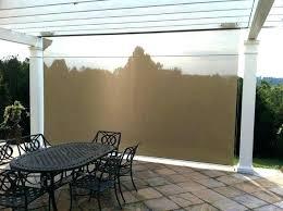 motorized sun shades for cars patio solar exterior automatic windows