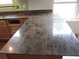 coco bois granite with a knife edge