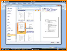 How To Create A Resume In Microsoft Word With 3 Sample Resumes
