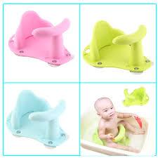 cute baby bath tub ring seat infant child toddler kids anti slip lovely
