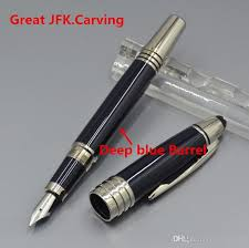 kennedy office supplies. Great John Kennedy Classic Dark Blue JFK Fountain Pen With Luxury Stationery School Office Supplies MT Brand Writing Ink Gifts L