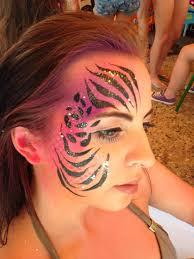 ibiza theparlour glitterati leopard paint art zoo project paints ibiza inspo zoo project and costume makeup