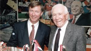 Manchester United: Sir Matt Busby film tells 'one of the great ...
