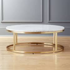 modern round coffee tables cb2 with regard to table idea 11