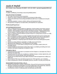 Accounts Payable Resume Examples Accounts Payable Andceivablesume Five Unbelievable Grad