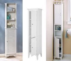 Best Bath Decor bathroom floor cabinets storage : Narrow Bathroom Floor Cabinet - Office Table