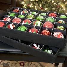 Christmas Ornament Storage Box With LidHold Up To 64 Ornaments Christmas Ornament Storage