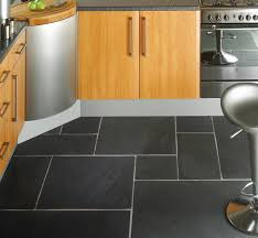 Stone Kitchen Floor Picture Of Black Stone Kitchen Flooring