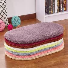 c fleece bath mats floor protection mat oval bedroom kitchen in rugs remodel 9