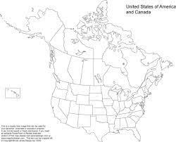 แผนที่ของอเมริกันอเมริกาและแคนาดา-สหรัฐอเมริกาและแผนที่แคนาดา(อนเหนือของ อเมริกา-Americas)