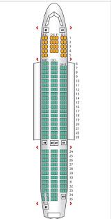 norwegian airways dreamliner seat map
