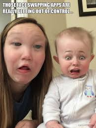 face swapping apps are starting to e me funniest pictures