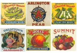 Vintage Food Labels 27 Antique And Vintage Food Labels And Advertising Printable