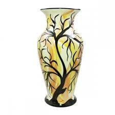 Big Flower Vase Design Ceramic Flower Vase Decorative Flower Vase For Living Room Made Of Ceramic Handmade Flower Vase Ceramic Ideal Gift For Family And