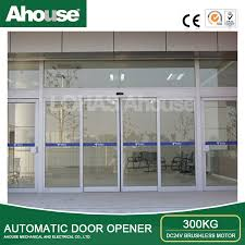 china ahouse automatic sliding door mechanism automatic sensor glass sliding door china automatic sensor glass sliding door sliding door mechanism