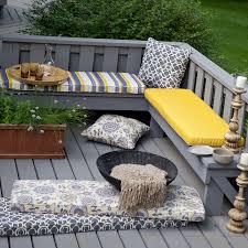 Outdoor Bench Cushion Cute Outdoor Bench Cushion Furniture