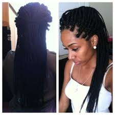 If Your Hair Gets Longer One Of The Most Important Things Is That Best Box Braids Ideas On Pinterest Box Braid Black Box Braids And Individual Braids