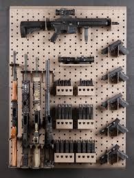 Stickman Magazine Holder Gun Safe Guns Storage and Weapons 15