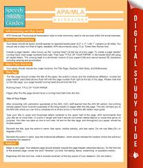 Apamla Guidelines Speedy Study Guides Ebook By Speedy Publishing Rakuten Kobo