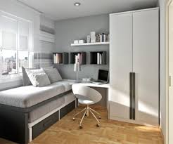 bedroom clever storage solutions small spaces home decorating