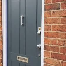 Front Door In Farrow And Ball Cooks Blue Farrow And Ball Have - Farrow and ball exterior colours