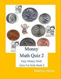 money math quiz 2 easy money math quiz for kids book 2