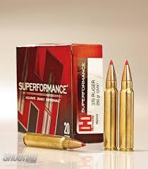 Cartridge Debate 375 Ruger Vs 375 H H Magnum