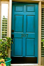 Turquoise front door Blue Doors Image Walkthecreativepath Turquoise Door Walkthecreativepath