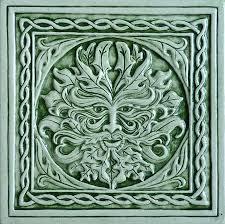 6X6 Decorative Ceramic Tile Decorative handmade ceramic tile Decorative hand made relief 13