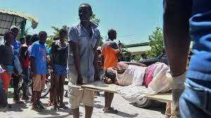 Schweres Erdbeben erschüttert Haiti ...