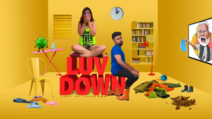 Luv Down (2021) Hindi DSNP WEB-DL x264 AAC