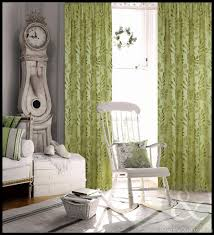blackout jacquard green pencil pleat curtain curtains uk house dsgn office design layout