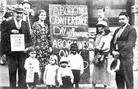 paternalism colonialism and indigenous education the other day of mourning hall sydney 1938 via indigenous rights