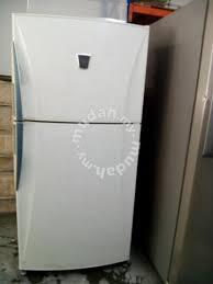 sharp fridge. dua pintu sharp fridge refrigerator second hand - home appliances \u0026 kitchen for sale in others, kuala lumpur