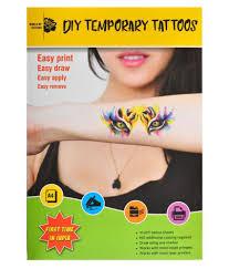 matrix diy temporary tattoo paper kit