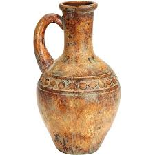 Decorative Garden Urns Large Urns And Vases Porto Fino Distress Terra Cotta Urn Ceramic 69