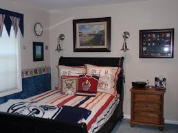 Sports Decor For Boys Bedroom Cool Sport Bedrooms For Boys