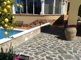 Cobblestone Kitchen Floor Ses Outside Kitchen Design 1 Ses Steve Edwards Services