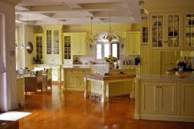 yellow country kitchens. Brilliant Country French Country Kitchen Cabinets Photo 6 Yellow Kitchens Inside