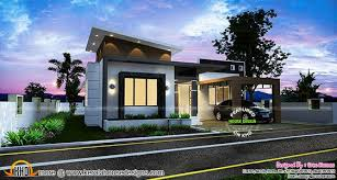 square feet bedrooms contemporary house design  beautiful small house plans contemporary single floor thumb  beautifu