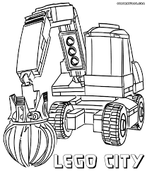 Small Picture Lego City coloring pages Coloring pages to download and print