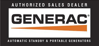 generac logo. Our Company: Generac Logo