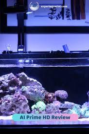 Prime Hd Light Ai Prime Hd Review Aquaillumination Led Light For Reef Tank