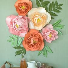 Paper Flower Suppliers 11 Diy Paper Flowers You Can Make For All Occasions