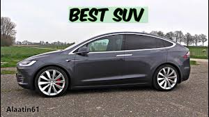 2018 tesla model x p100d. wonderful tesla tesla model x p100d ludicrous 2018 test drive  best suv intended tesla model x p100d e