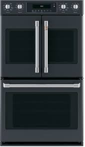 ge cafe french door double wall oven