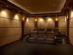 Home Theatres Designs Impressive Design Ideas