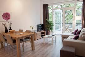 Living Room And Bedroom Noorderlicht 1 Bedroom Servicedapartments