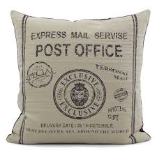 home office alternative decorating rectangle. Plain Office Post  Deliver Throw Pillow 18 Inside Home Office Alternative Decorating Rectangle G