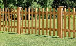 garden fence. Garden Fencing For Period Homes Real Wooden Fence